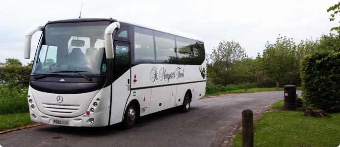 Coach Hire for Businesses